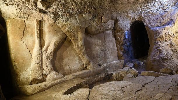 Bislang größter Thronsaal des Assyrischen Reiches entdeckt