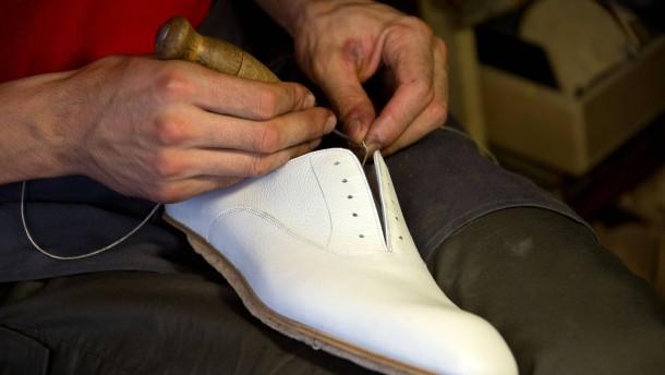 Schuhmacher Calogero Mannina: Der Aufsteiger