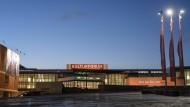 """Auf dem Platz vor der Gemäldegalerie soll das neue """"Museum des 20. Jahrhunderts"""" von Herzog & de Meuron gebaut werden."""