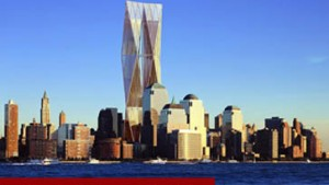 Spektakulär: Die neuen Entwürfe für Ground Zero