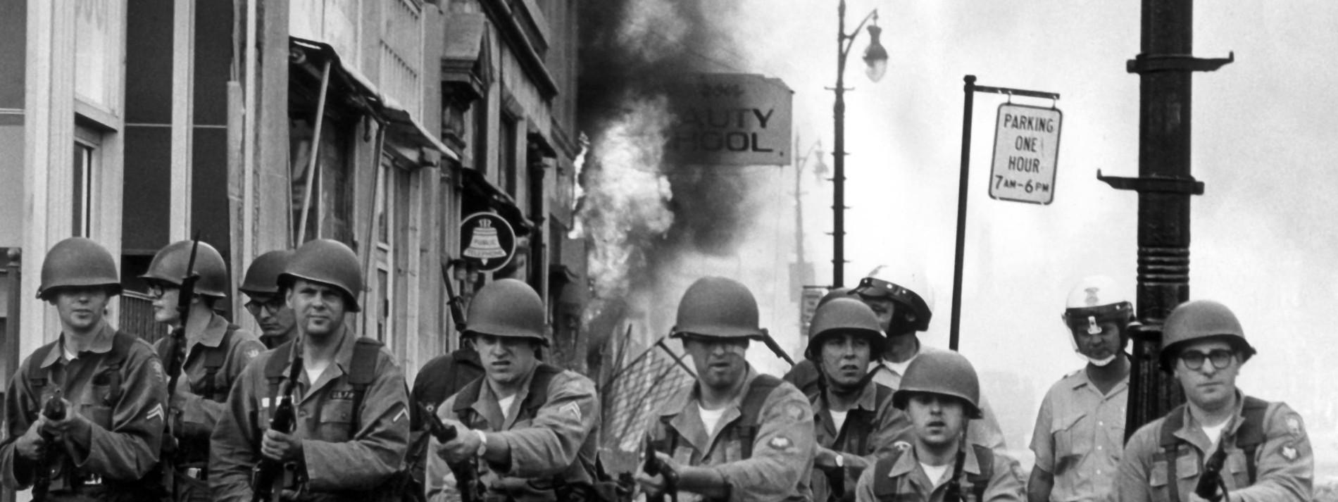 Mein Land, zerrissen und in Flammen