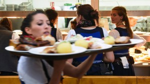 Wie Dotschen und Hirn aus der Küche verschwanden