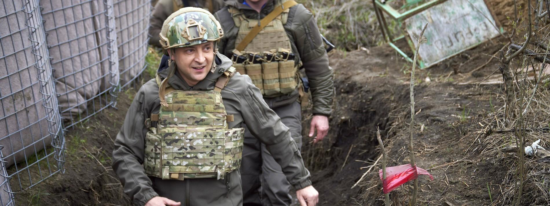 Moskaus Nachrichtenmanipulation in der Ostukraine