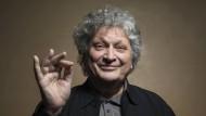 Der Dirigent René Jacobs