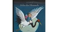 """Chen Jianghong: """"Sohn des Himmels"""". Aus dem Französischen von Tobias Scheffel. Moritz Verlag, Frankfurt am Main 2019. 44 S., geb., 18,– Euro. Ab 5 J."""