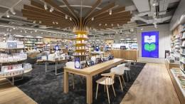 Wie sieht der Buchladen der Zukunft aus?