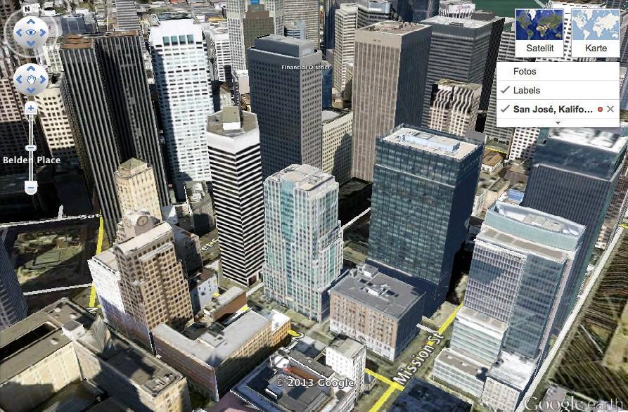 San Francisco stört sich an den gestiegenen Mietpreisen
