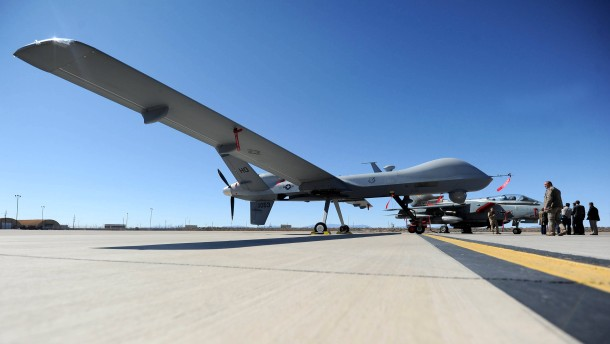 Drohne, Typ MQ-9 Reaper, Holloman Air Force Base