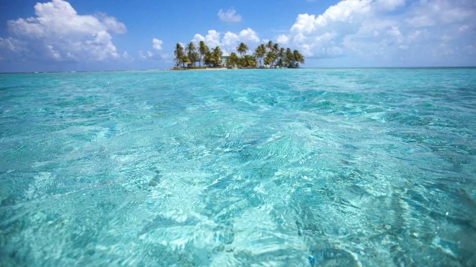 Palme, weiße Strände und kostenlose E-Books: Belize hat so viel zu bieten