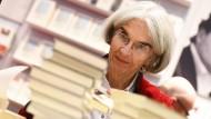 Hat immer noch Spaß am Schreiben: Bestseller-Autorin Donna Leon.