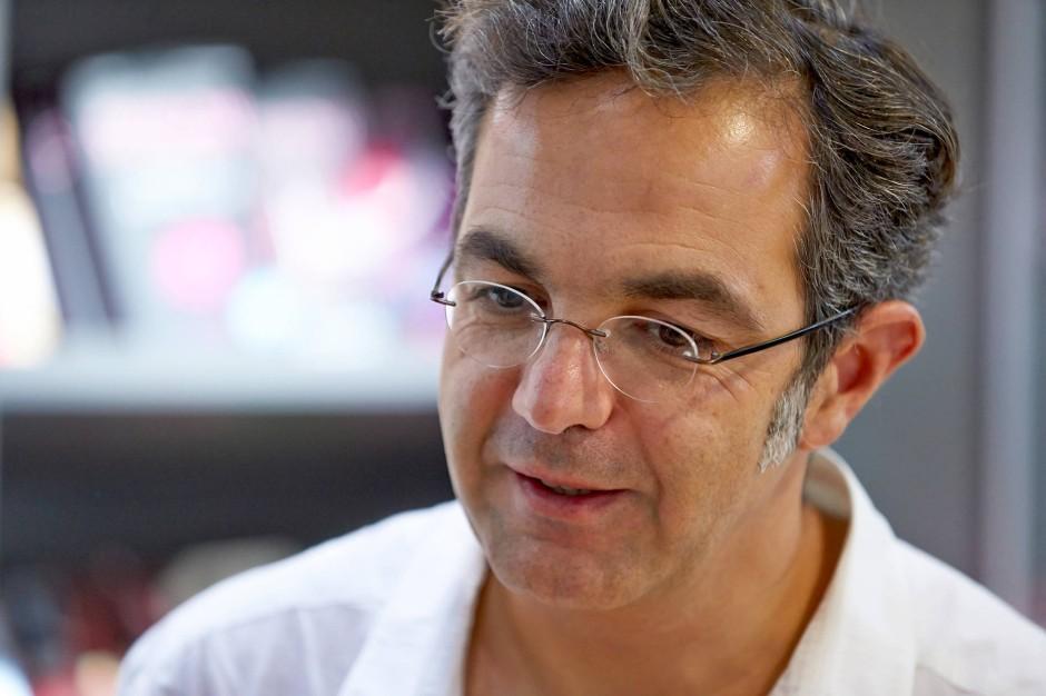 Kritisiert seit Jahren die Flüchtlingspolitik der EU: der Schriftsteller und Orientalist Navid Kermani