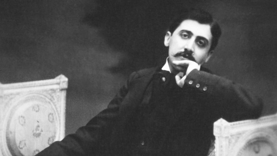 Nichts ist so reich wie unser eigenes Bewusstsein: Marcel Proust  (1871 bis 1922) mit etwa dreißig Jahren.