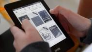 Autoren klagen Amazon an