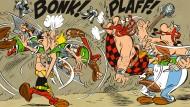 Neues Asterix-Abenteuer erschienen