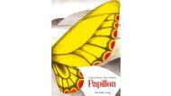 """Grégoire Reizac, Marion Arbona: """"Papillon"""". Aus dem Französischen von Barbara Müller. Tintentrinker Verlag, Köln 2015. 28 S., geb., 15,- €. Ab 4 J."""
