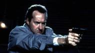 "Immer schussbereit: Randy Quaid als Detective Carella in ""Ed Mcbain's 87th Precinct"" (1995)"