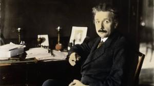 Verstehen Sie Einstein?