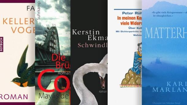 Combo / Romane der Woche / 2012 11 23
