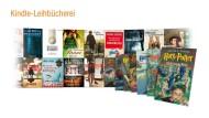 Tausende Bücher, eines pro Monat, ohne Rückgabefrist: So sieht die Kindle-Leihbücherei aus Lesersicht aus.