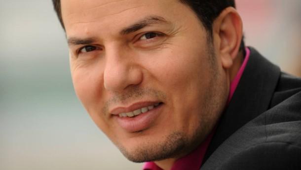 Autor Hamed Abdel-Samad abgetaucht