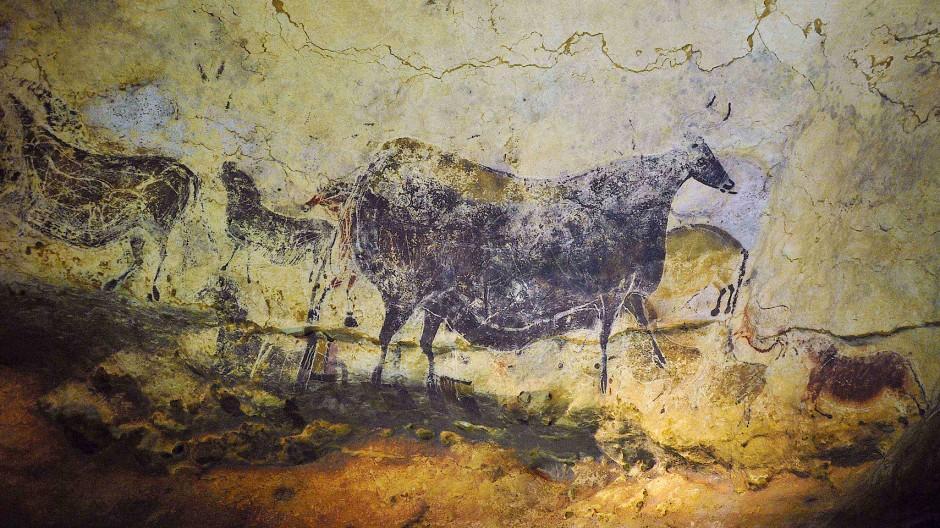 Tödliches Geheimnis? Malerei aus der Höhle von Lascaux