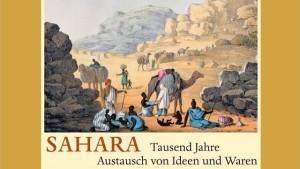 Wanderer, kommst  du nach Timbuktu