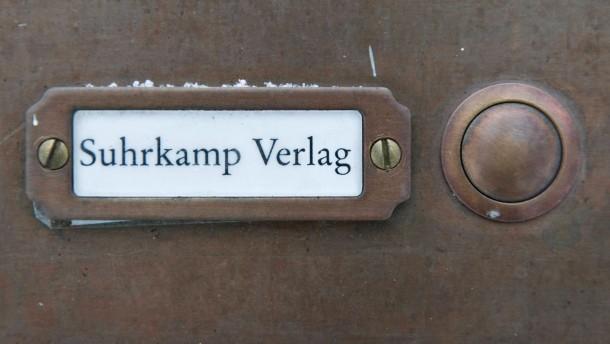 Suhrkamp-Verlag in Berlin