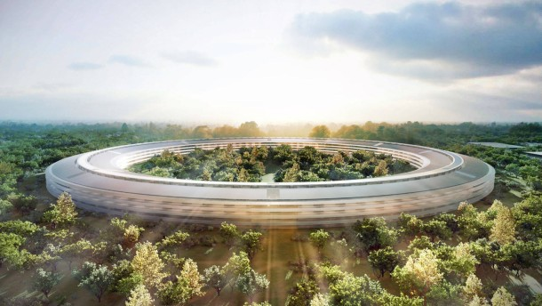 Kopie von apple firmenzentrale entwurf