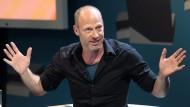 Gestenreich: Joachim Meyerhoff auf der Bühne in Klagenfurt