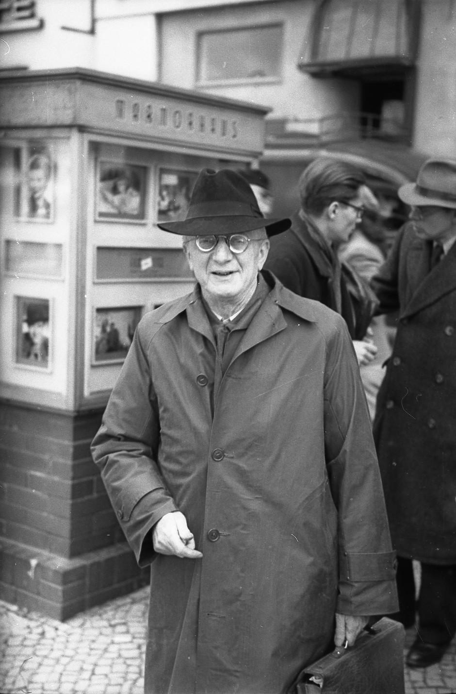 Auch Schriftsteller Alfred Döblin zählte zu Moissis Publikum.