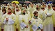 """Keiner soll zum Beten gezwungen werden. Mit dieser Begründung verbietet man in Genf, dass Kinder in der Kinderoper """"Arche Noah"""" selbst singen."""
