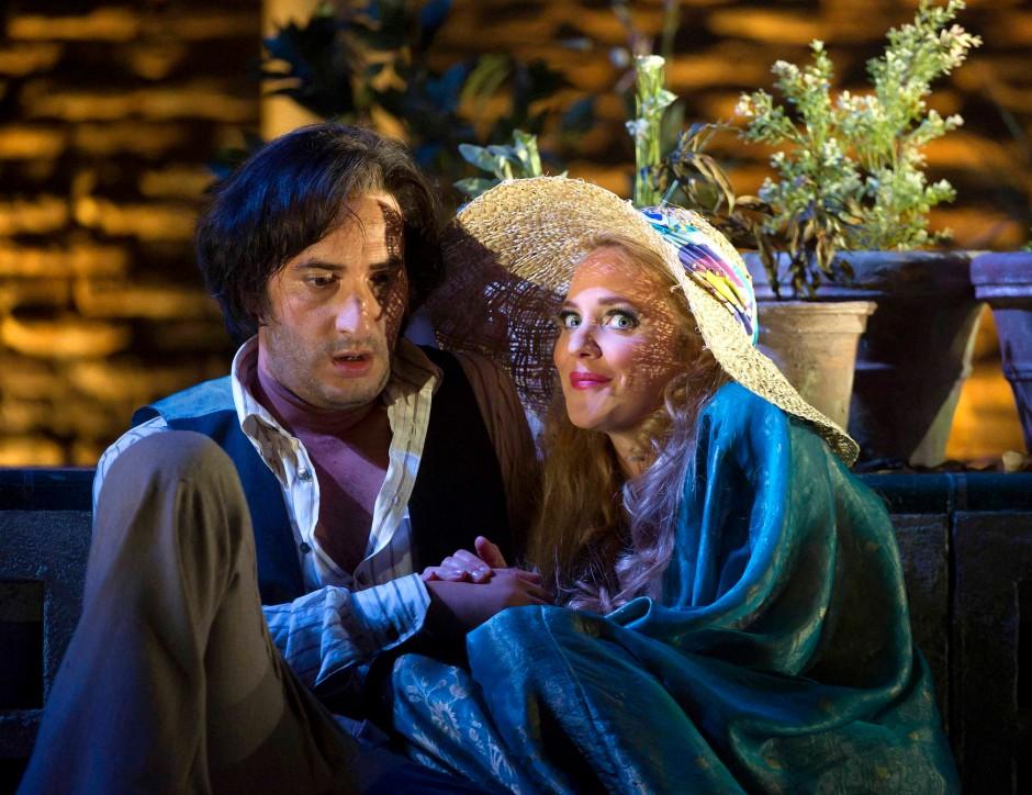 Vito Priantes Figaro und Lydia Teuschers kesse Susanna entzücken beim Glyndebourne Festival mit frischem, klangvollen Charme