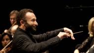 Als Dirigent geboren