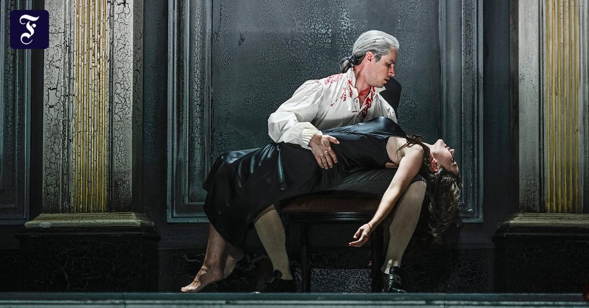 """Jean-Philippe Rameaus """"Hippolyte et Aricie"""" am Opernhaus Zürich"""