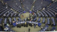 Kammer mit eingebautem Defizit: Das EU-Parlament in Straßburg