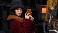 Als Modeikone auf Instagram ein Star, als Symbolträgerin verhöhnt: Model Kendall Jenner.