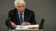 Den Opfern eine Stimme geben: Saul Friedländer im Deutschen Bundestag