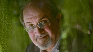 Rushdie redet