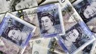 Britisches Pfund: Auf dem Weg zur Weichwährung?