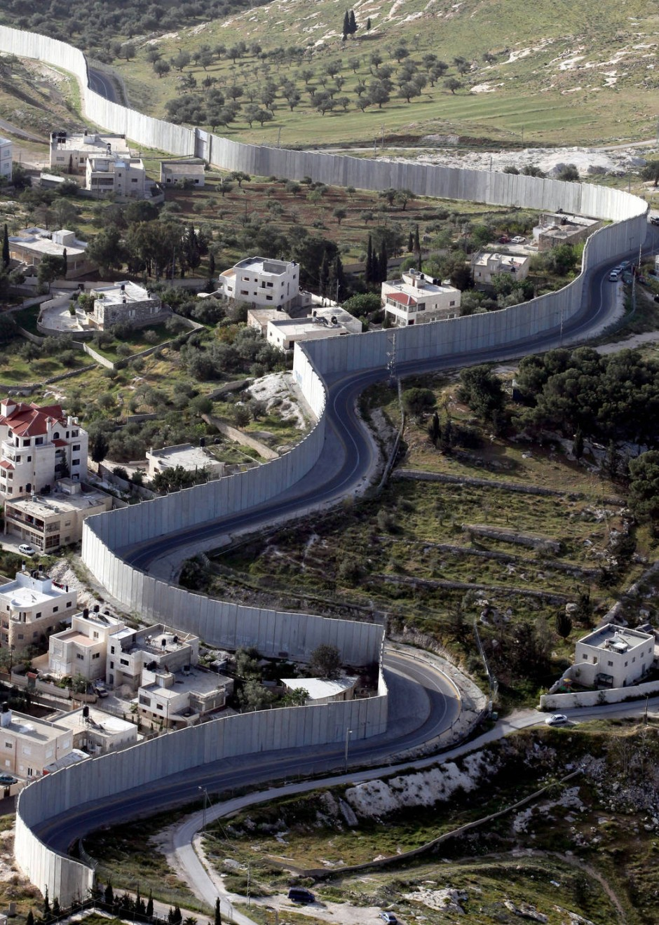 Palästina Mauer