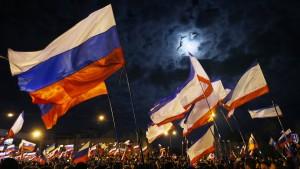 Der Stuss mit der russischen Sprache