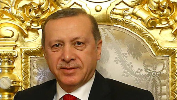 Erdogan will  Sultan sein