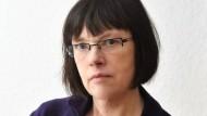 Die Schriftstellerin Kathrin Schmidt