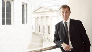 Neil MacGregor wird Gründungsintendant des Humboldt-Forums