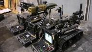 Forscher warnen vor Einsatz selbständiger Kampfroboter