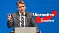 Diagnostiziert bei der akademischen Intelligenz einen Doppelstandard in der Auslegung von Toleranzgrenzen: der AfD-Kulturpolitiker Marc Jongen