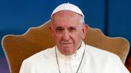 Nun doch eher verschwiegen: Papst Franziskus