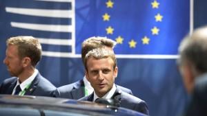 Da kommt Europas gestiefelter Messias