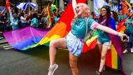 LGBT: Obwohl sich die Lage bereits verbessert hat, schockiert die weltweite Lage weiterhin.