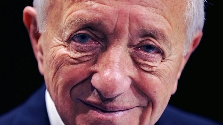 Er entkam als junger Mann der NS-Vernichtungspolitik: Der amerikanische Schriftsteller Louis Begley